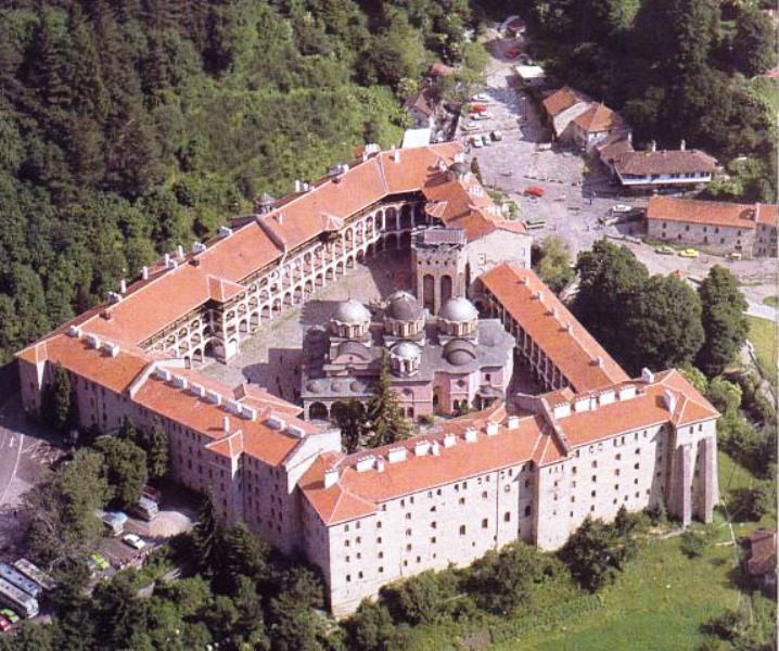 Рилски-манастир